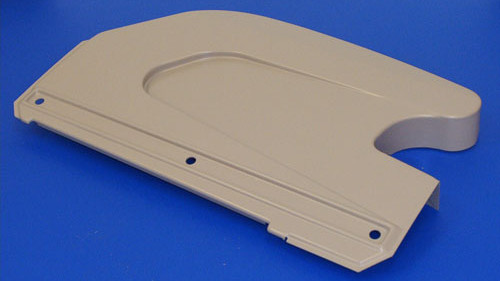 Thermoformed Plastic Panel