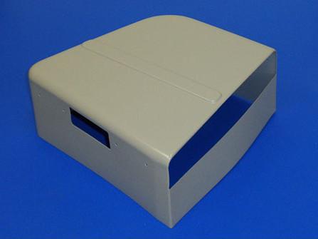 Vacuum Formed Plastic Case Component