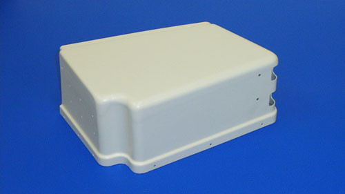 Vacuum Formed Plastic Cover
