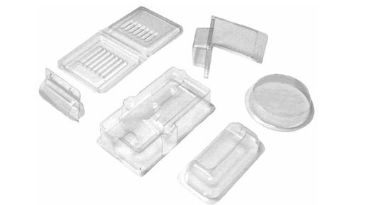 Valk Plastic Clamshell Packaging