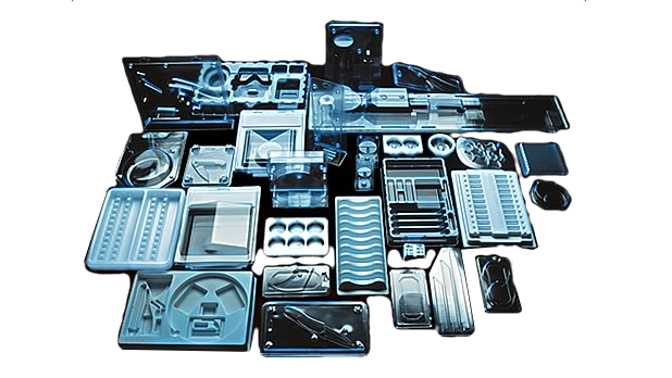 Thermoformed Plastic Products and Packaging