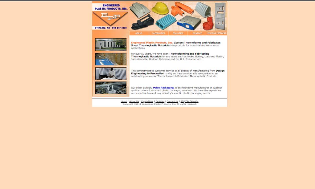 Engineered Plastic Products, Inc.