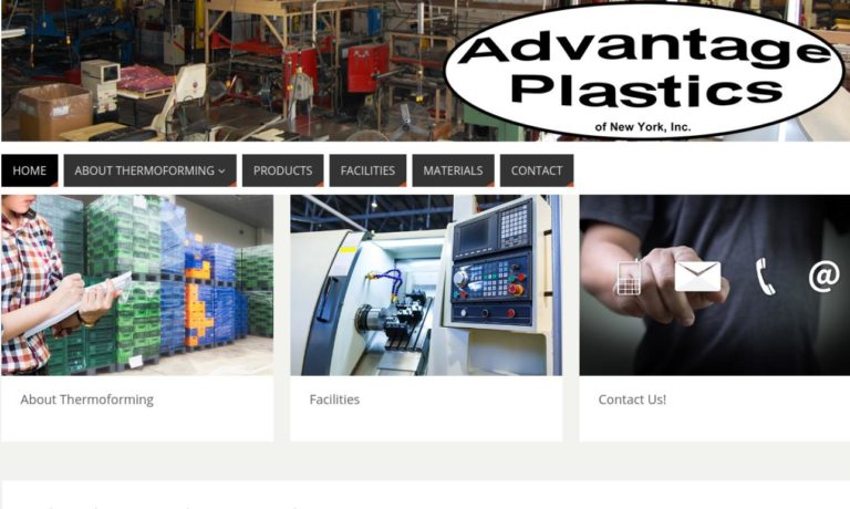 Advantage Plastics of New York, Inc.