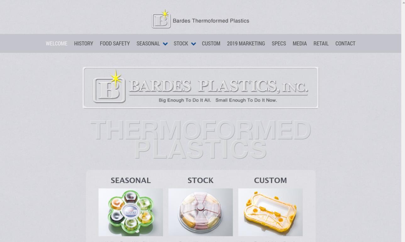 Bardes Plastics Inc.