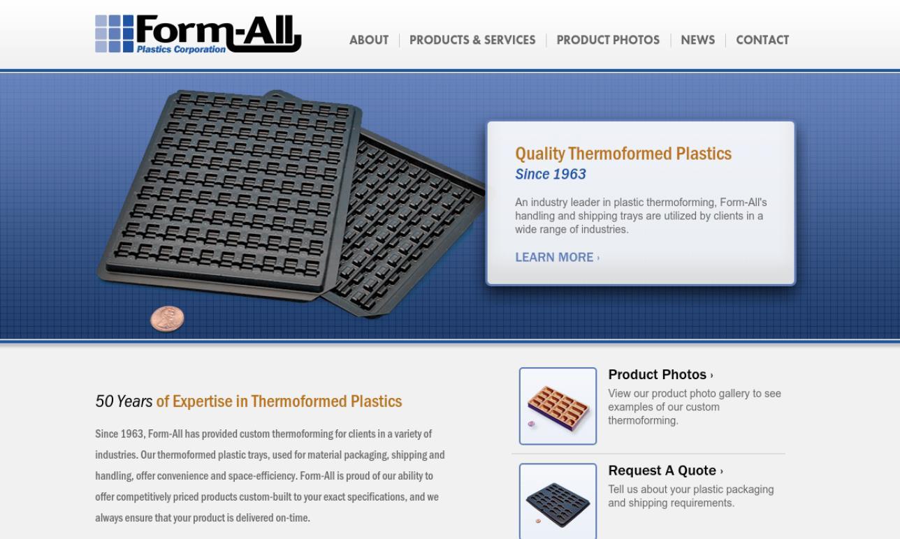 Form-All Plastics Corporation