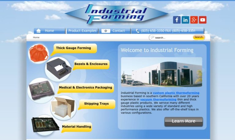 Industrial Forming