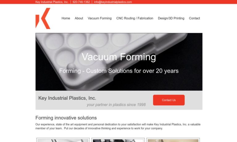 Key Industrial Plastics, Inc.
