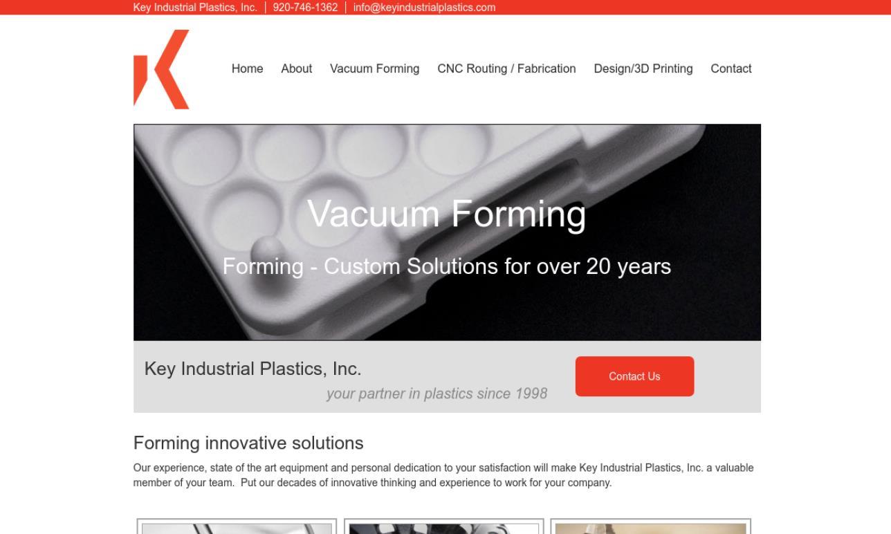 Key Industrial Plastics, Inc.