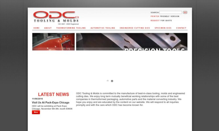 ODC Tooling & Molds