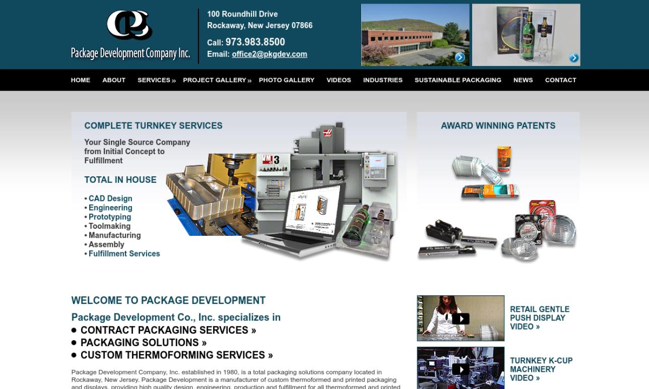 Package Development Company, Inc.