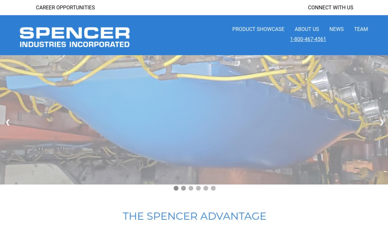Spencer Industries Incorporated