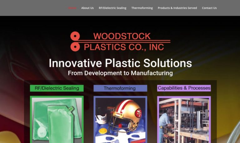 Woodstock Plastics Co., Inc.